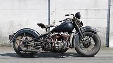 1942 Wla Harley Davidson Flathead