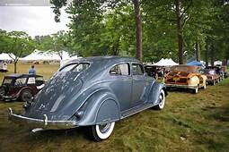 Auction Results And Sales Data For 1936 Chrysler Airflow