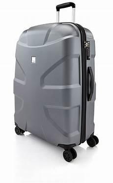 titan koffer x2 shark skin l 76 cm 4 rollen gunmetal