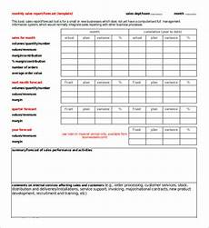 32 monthly sales report templates word pdf docs apple pages free premium templates