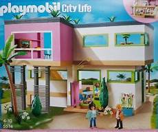 playmobil 5574 city modern luxury villa boxed new