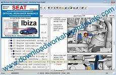 small engine repair manuals free download 2010 bentley brooklands interior lighting seat ibiza workshop repair manual