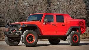 Jeep Reveals Seven Concept Cars For 2015 Moab Safari  Car
