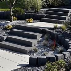 marche en exterieur bloc marche blocs marches escaliers les mat 233 riaux