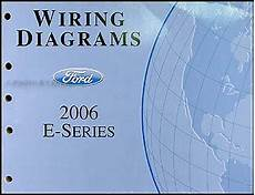 auto repair manual online 2006 ford e series parking system 2006 ford econoline club wagon van owners manual original