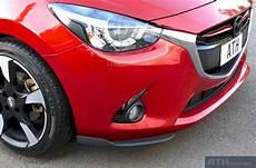Frontspoiler 2 Teilig Mazda 2 Dj