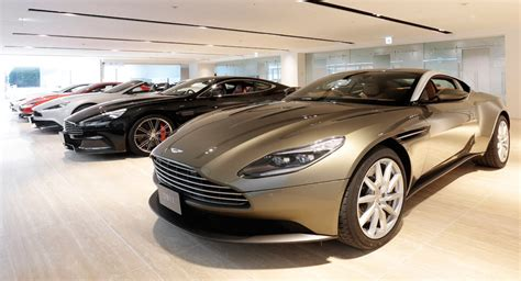 Aston Martin's Latest Dealership Will Be Its Largest