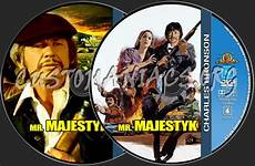charles bronson collection mr majestyk dvd label dvd covers labels by customaniacs id