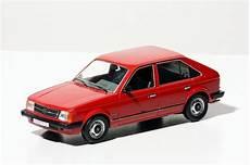 Miniautohobby Opel Kadett D