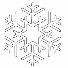 Malvorlagen Schneeflocken Ausdrucken Ausmalbilder Schneeflocken Schablone Zum Ausdrucken