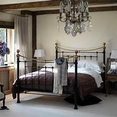 Bedroom Ideas Black Iron Bed by Bedroom Design With Vintage Metal Bed Frames Interior