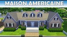 Les Sims 4 Maison Americaine Construction