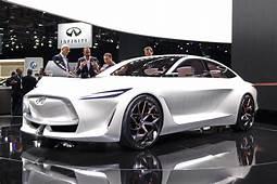 Infiniti Will Electrify Lineup Debut EV In 2021  Roadshow