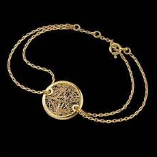 bracelet en or femme bracelet soie d or rond bracelet femme