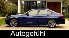 Preview New Bmw 3 Series Facelift Bmw 3er Interior