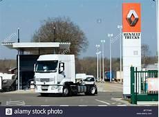 volvo bourg en bresse renault trucks stock photos renault trucks stock images