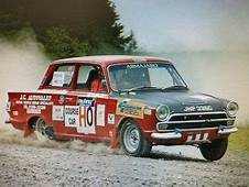 For Sale – FORD Cortina GT MK1 HISTORIC RALLY CAR 1965