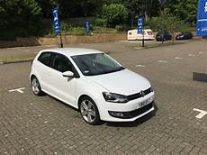 volkswagen polo 2010 1 4 white low mileage in slough