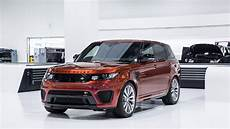 jaguar land rover to launch one new svr model per year