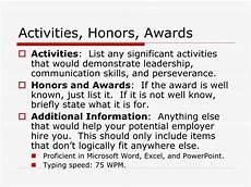 ppt resume basics powerpoint presentation id 2885186