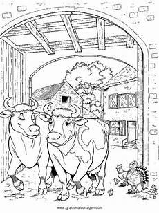Ausmalbilder Hasen Im Stall Stall 4 Gratis Malvorlage In Beliebt03 Diverse