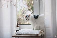 Katzenbett Selber Bauen F 252 R Fensterbank Heizung