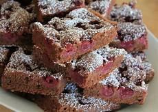 Svenja S Koch Und Backblog Schokoladen Kirsch Blechkuchen