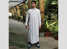 2019 MB005 Islamic Clothing For Men Muslim Work Wear Long
