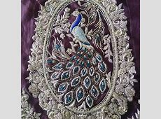 About Zardozi Embroidery   Zardozi Couture Fashion