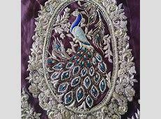 About Zardozi Embroidery   Zardozi Couture Fashion