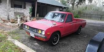 1972 Datsun 620 Pickup  L20b Engine Swap New Carb