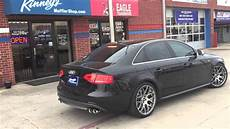 2011 audi s4 3 0 liter supercharged custom system by kinney s youtube