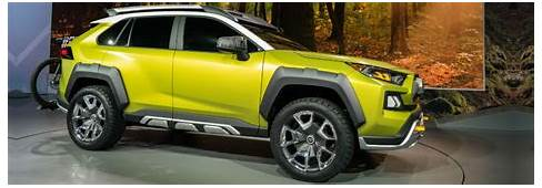 2017 Toyota FT AC Concept SUV Specs & Features