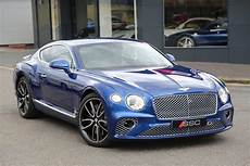 used blue bentley continental for sale west yorkshire