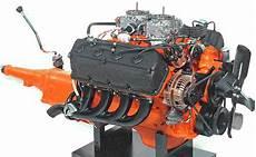 Chrysler Hemi Engine