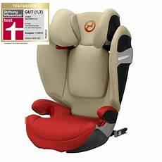 cybex child car seat solution s fix 2018 autumn gold