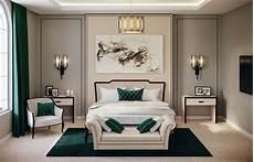 schlafzimmer amerikanischer stil american style house interior design in dammam in 2019