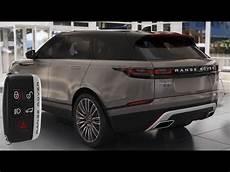 nouveau range rover velar nouveau range rover velar ouverture et fermeture sans