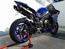2014 Yamaha R1 Race Akrapovic Exhaust R1 My