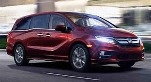 2020 Honda Odyssey AWD  Car US Release