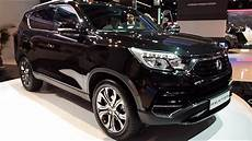 the all new ssangyong rexton 2018 in detail review