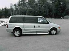 automobile air conditioning repair 1994 dodge caravan electronic throttle control buy used 1994 dodge handicap wheelchair caravan 35 295 original miles in exeter new hshire
