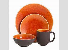 Buy Jars Tourron Dinner Plate   Orange   Amara