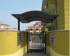 tettoie per porte tettoie e pensiline fratelli bucci infissi in