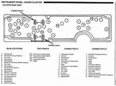 88 mustang dash wiring diagram wiring diagram for the digital dash 88 gta third generation f message boards