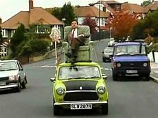 Mr Bean Viaja En Coche