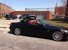 335i Hardtop Convertible by Find Used 2008 Bmw 335i Hardtop Convertible In Black With