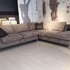 divani bontempi prezzi divano angolare bontempi finitura nabuk scontato 35