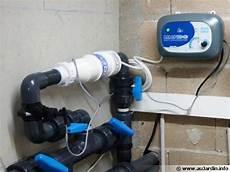 traitement de la piscine par l 233 lectrolyse au sel