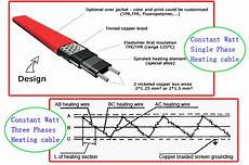 heat trace wiring diagram frozen protection pipe heat trace self regulating heating cables buy self regulating cable